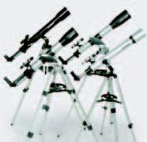 Наша выборка из четырёх телескопов